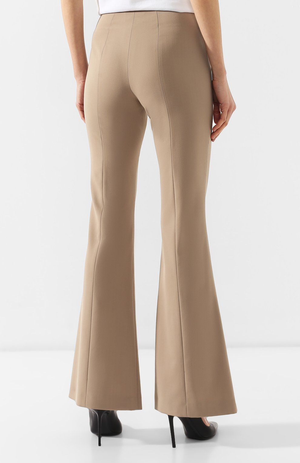 Расклешенные брюки | Фото №4