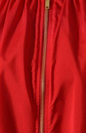 Шелковая куртка | Фото №5