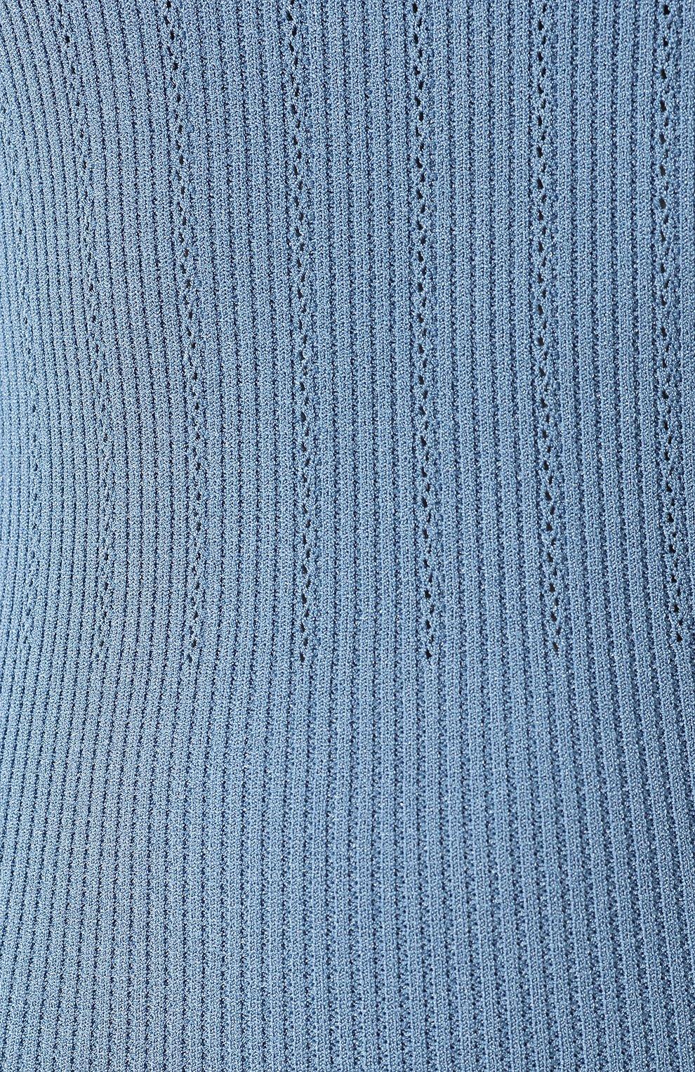 Платье из вискозы | Фото №5