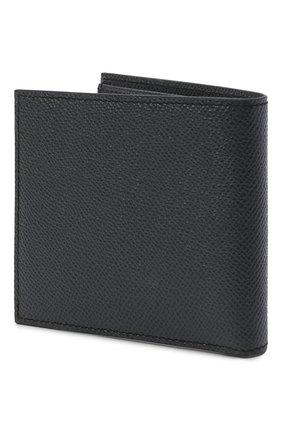 Мужской кожаное портмоне DOLCE & GABBANA темно-серого цвета, арт. BP1321/AZ602 | Фото 2