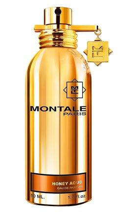 Женский парфюмерная вода honey aoud MONTALE бесцветного цвета, арт. 3760260453912 | Фото 1