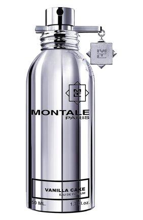 Женский парфюмерная вода vanilla cake MONTALE бесцветного цвета, арт. 3760260456142 | Фото 1