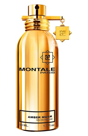 Женский парфюмерная вода amber musk MONTALE бесцветного цвета, арт. 3760260456678 | Фото 1