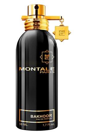 Женский парфюмерная вода bakhoor MONTALE бесцветного цвета, арт. 3760260456418 | Фото 1