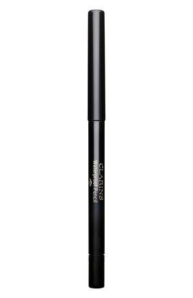 Автоматический водостойкий карандаш для глаз, 01 | Фото №1