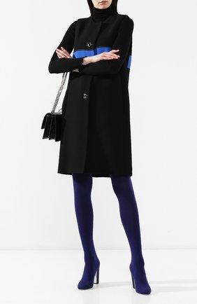Текстильные ботфорты Adela | Фото №2