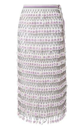 Вязаная юбка | Фото №1