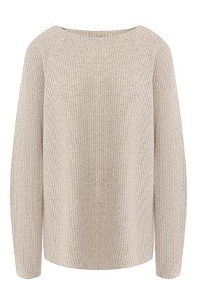 Пуловер из смеси шелка и кашемира | Фото №1