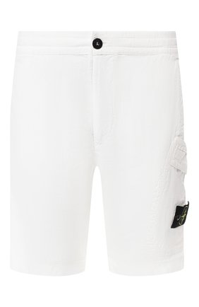 Льняные шорты | Фото №1