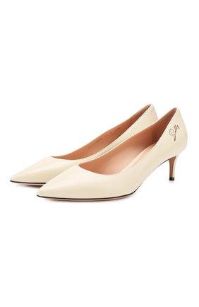 Кожаные туфли Ewa 55 | Фото №1