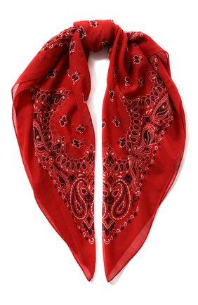 Шерстяной платок | Фото №1