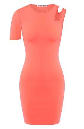 Приталенное мини-платье | Фото №1
