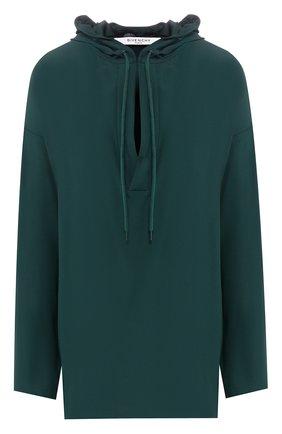 Блузка с капюшоном   Фото №1