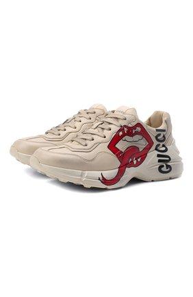 8fd6d92f Мужская обувь Gucci по цене от 16 300 руб. купить в интернет ...