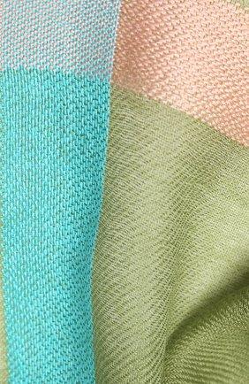 Платок Quadrata Rainbow из кашемира и шелка | Фото №2