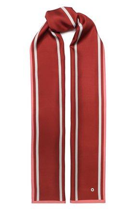 Шелковый шарф La Valliere   Фото №1