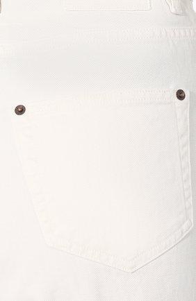 Укороченные джинсы | Фото №5