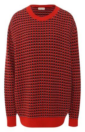 Пуловер из смеси кашемира и шерсти   Фото №1