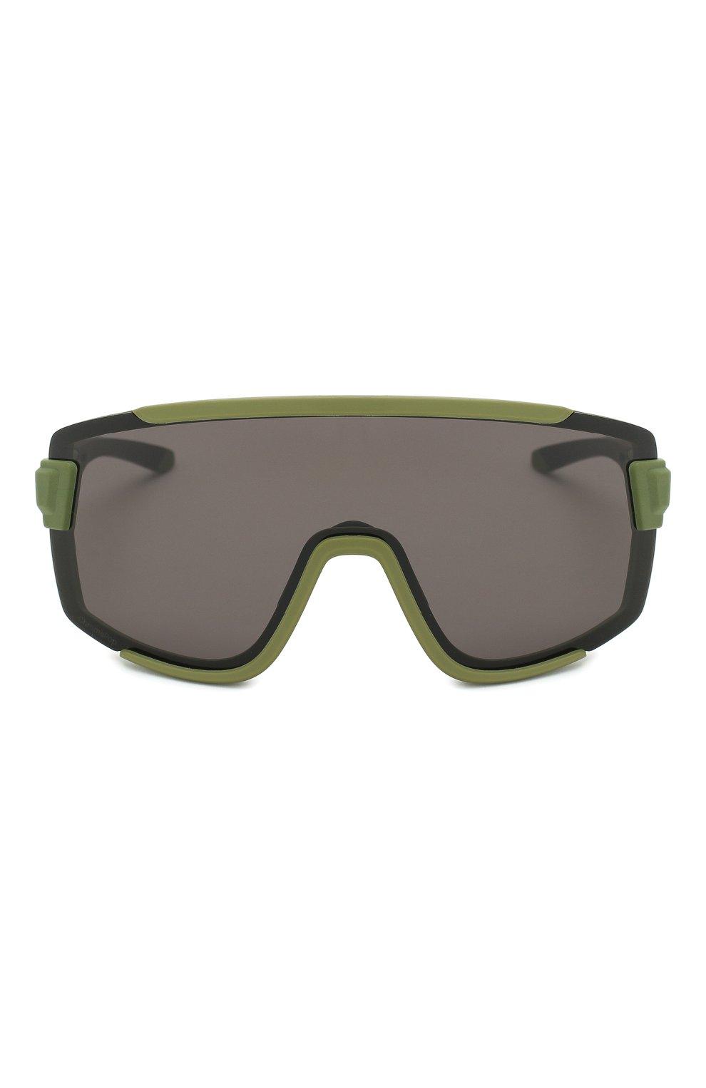 Женские солнцезащитные очки SMITH зеленого цвета, арт. WILDCAT SIF | Фото 3