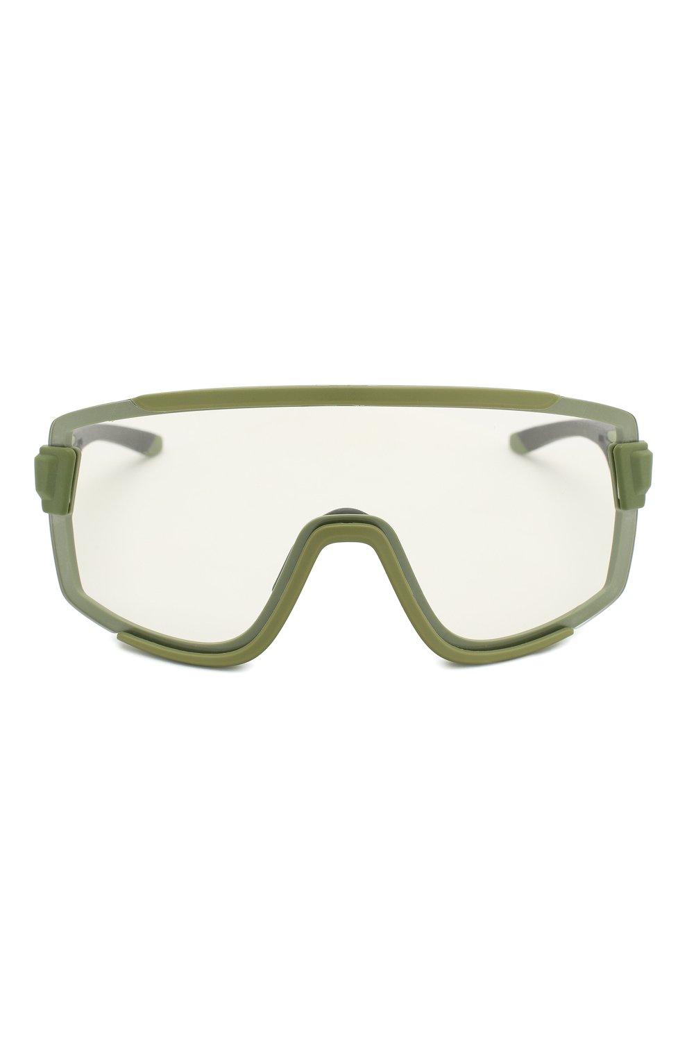 Женские солнцезащитные очки SMITH зеленого цвета, арт. WILDCAT SIF | Фото 7