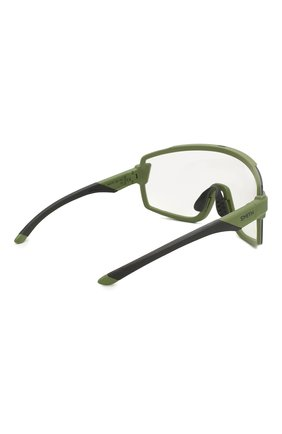 Женские солнцезащитные очки SMITH зеленого цвета, арт. WILDCAT SIF | Фото 8
