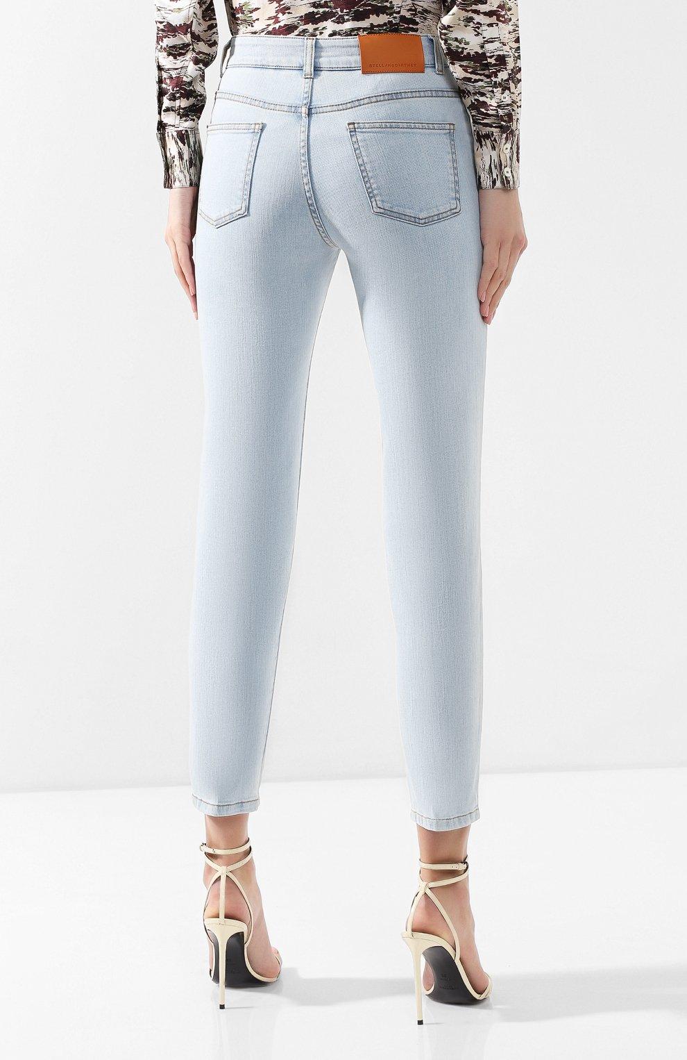 bba92500a8a Женские джинсы Stella McCartney по цене от 19 950 руб. купить в  интернет-магазине ЦУМ