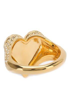 Кольцо Lucky Goddess Heart | Фото №2