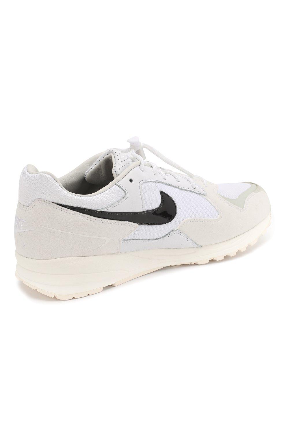 2f790085 Комбинированные кроссовки Nike x Fear of God Air Skylon II NikeLab белые |  Фото №4