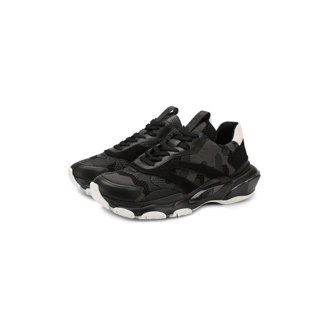 Комбинированные кроссовки Valentino Garavani Bounce Valentino — Комбинированные кроссовки Valentino Garavani Bounce