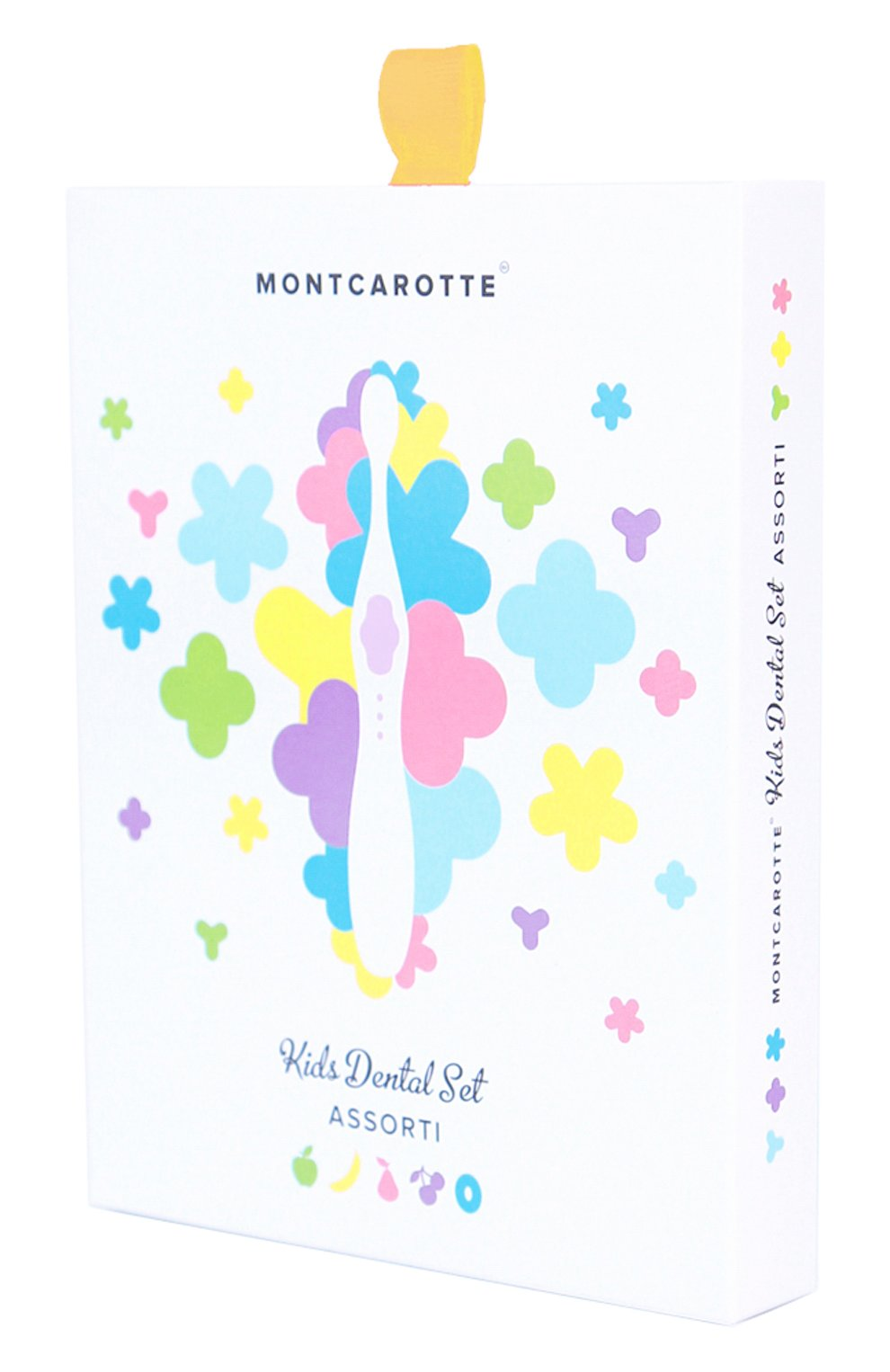 Подарочный набор assorti MONTCAROTTE бесцветного цвета, арт. МС802 | Фото 2 (Статус проверки: Проверена категория)