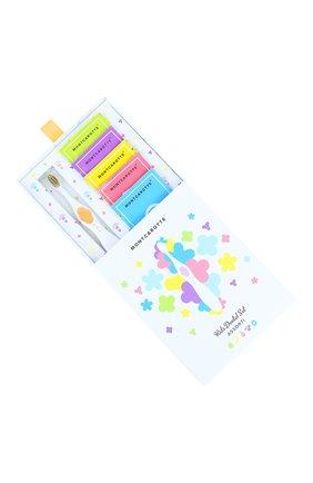Подарочный набор assorti MONTCAROTTE бесцветного цвета, арт. МС802 | Фото 3 (Статус проверки: Проверена категория)