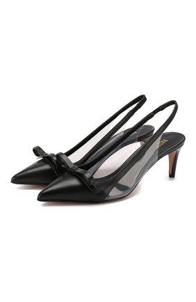 Комбинированные туфли Sandie | Фото №1