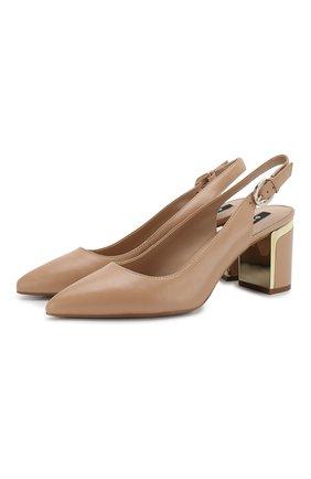 Кожаные туфли Corrie | Фото №1