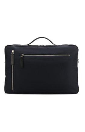 Мужской текстильный рюкзак TOD'S синего цвета, арт. XDMTECP0400JTZ   Фото 1