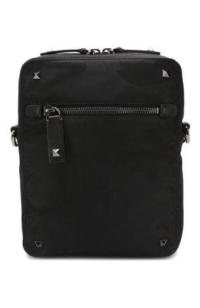 Текстильная сумка-планшет Valentino Garavani Jacquard Camouflage | Фото №1