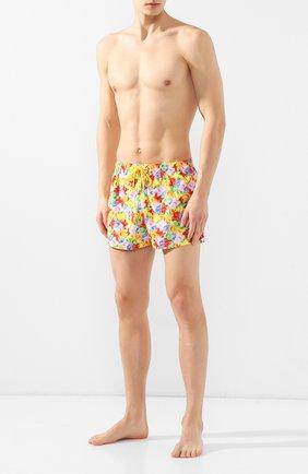 Мужские плавки-шорты MOSCHINO разноцветного цвета, арт. A6133/2309 | Фото 2