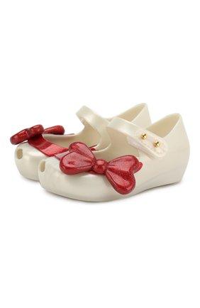 Туфли с застежкой велькро | Фото №1