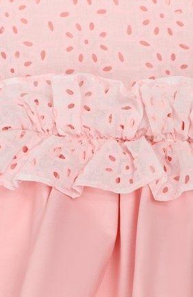 Хлопковое платье   Фото №3