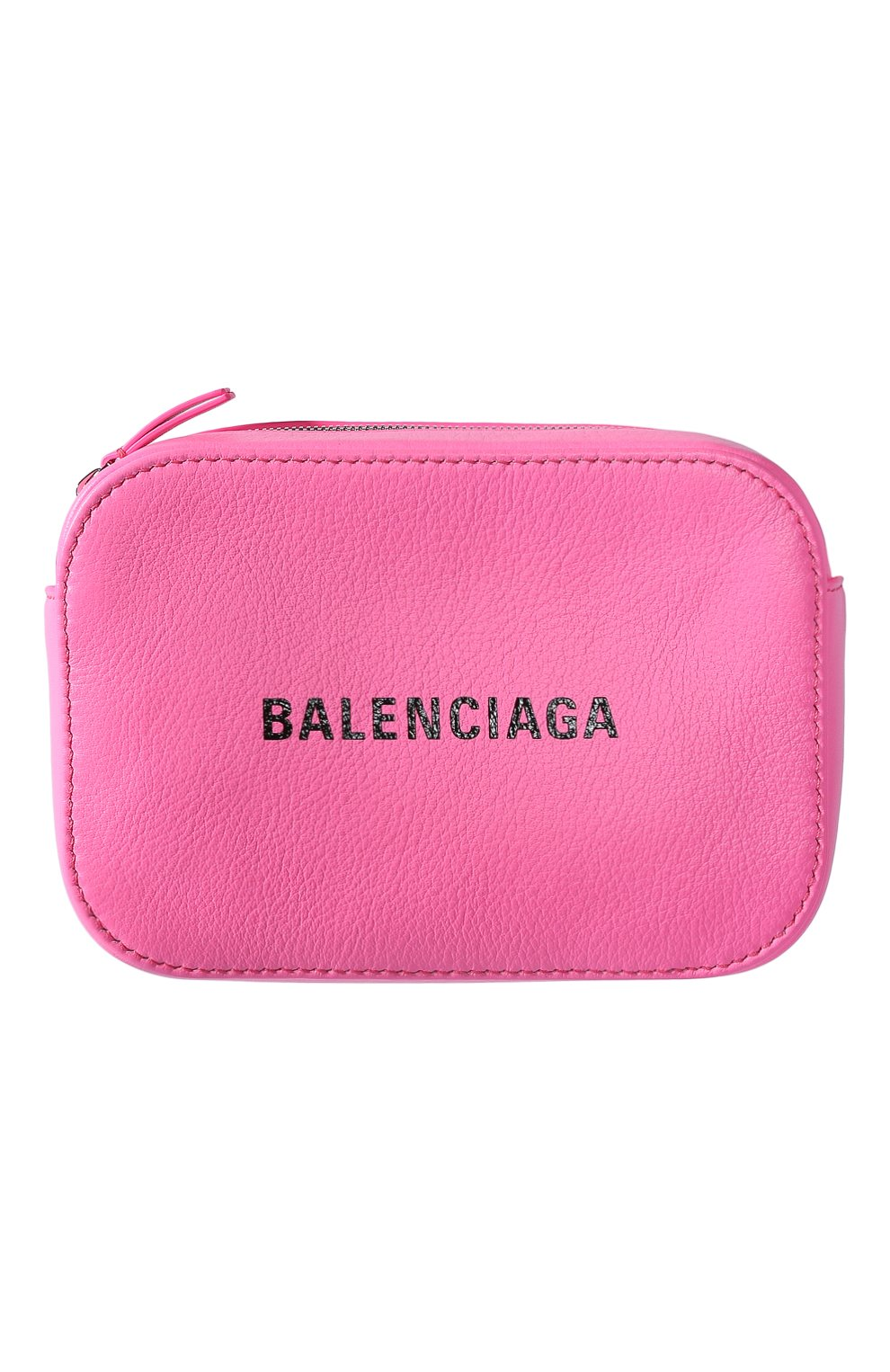 Сумка Everyday Camera XS Balenciaga розовая цвета   Фото №1