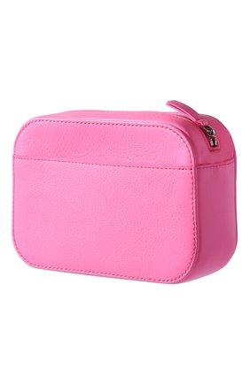 Сумка Everyday Camera XS Balenciaga розовая цвета   Фото №2