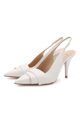 Кожаные туфли Gizelle | Фото №1