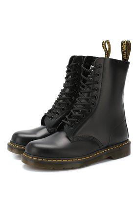 Кожаные ботинки Dr. Martens x Marc Jacobs | Фото №1