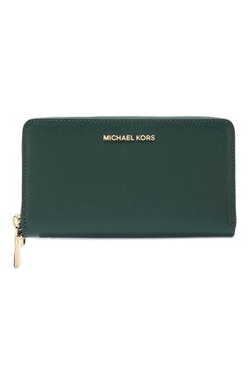 Кожаный кошелек Wristlets | Фото №1
