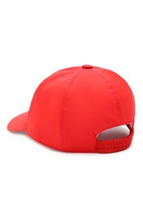 Женская текстильная бейсболка LORO PIANA красного цвета, арт. FAI6059 | Фото 2