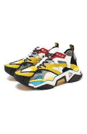 Комбинированные кроссовки Strike 205 | Фото №1
