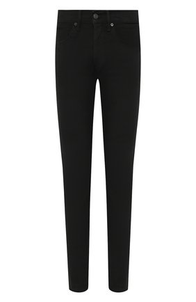 Мужские джинсы прямого кроя TOM FORD черного цвета, арт. BSJ05/TFD001 | Фото 1
