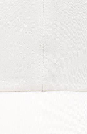 Мужской шерстяная бейсболка Z ZEGNA белого цвета, арт. Z4I60/B2A | Фото 3