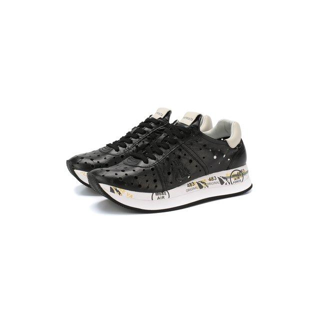 Кожаные кроссовки Premiata — Кожаные кроссовки