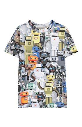 Хлопковая футболка Ralphie | Фото №1