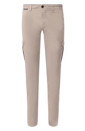 Хлопковые брюки карго | Фото №1